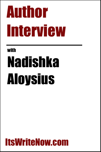 Author interview with Nadishka Aloysius of 'Ronan's Dinosaur'