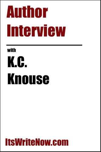 Author interview with K.C. Knouse of 'Twenty Miles West of Branch, Texas and other stories'