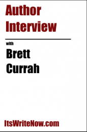 Author interview with Brett Currah of 'Under A Crimson Sky'