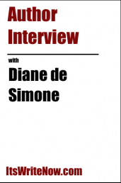 Author Interview with Diane de Simone