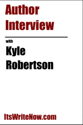 Author Interview with Kyle Robertson