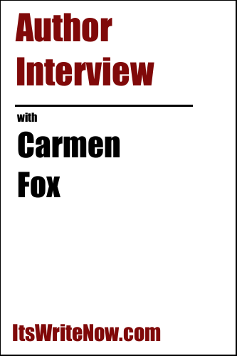 Author Interview with Carmen Fox