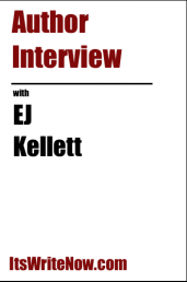 Author Interview with EJ Kellett