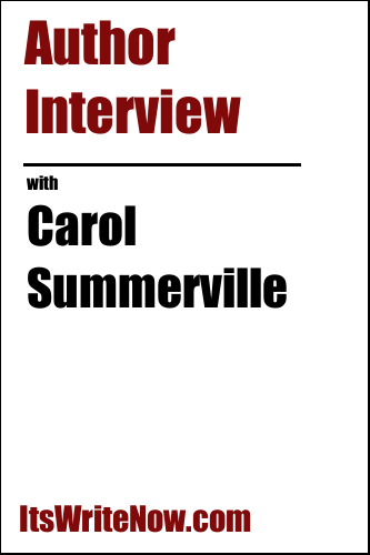 Author Interview with Carol Summerville