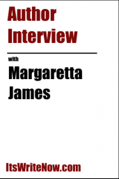 Author Interview with Margaretta James