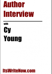 Author interview with Cy Young of 'Onions'