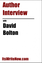 Author Interview with David Bolton of 'Love Thief, the Legend of Ixmal the Healer'
