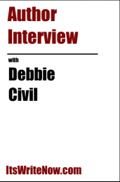Author Interview with Debbie Civil