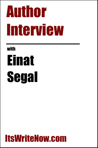 Author Interview with Einat Segal