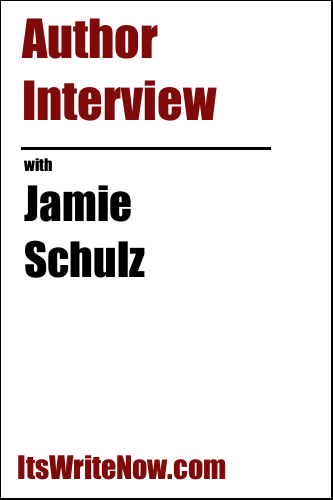 Author Interview with Jamie Schulz