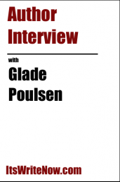 Author Interview with Glade Poulsen