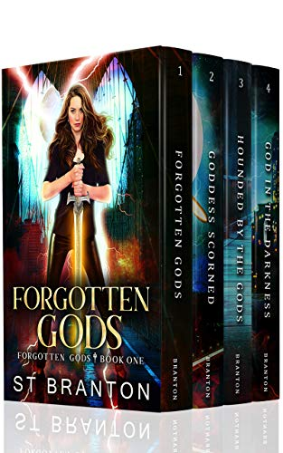 Forgotten Gods Boxed Set One