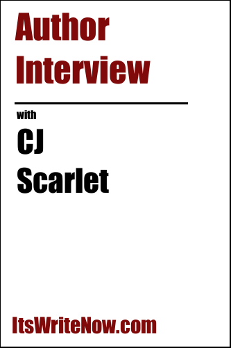 Author Interview with CJ Scarlet