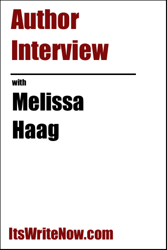Author Interview with Melissa Haag of 'Fury Frayed'