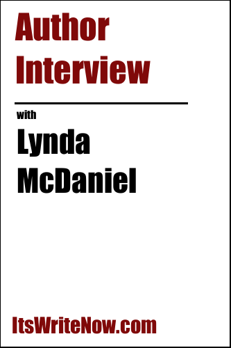 Author Interview with Lynda McDaniel