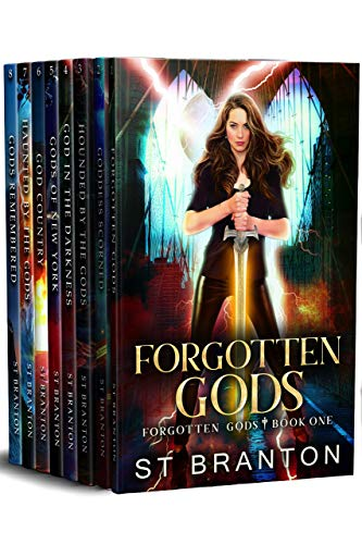 Forgotten Gods Boxed Set