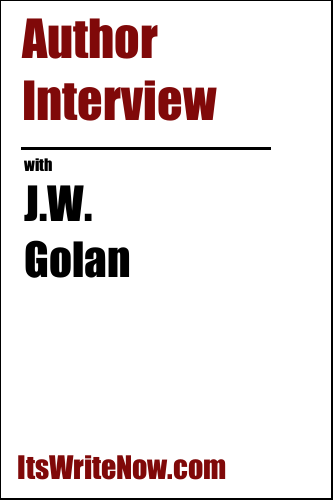Author Interview with J.W. Golan