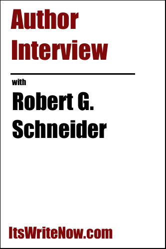 Author interview with Robert G. Schneider of 'The Guru's Touch: a novel'
