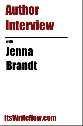 Author Interview with Jenna Brandt