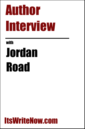 Author interview with Jordan Road of 'Hollywood Hostage'
