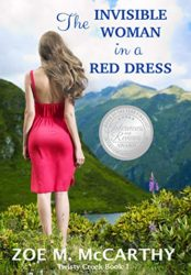 The Invisible Woman in a Red Dress-Twisty Creek 1