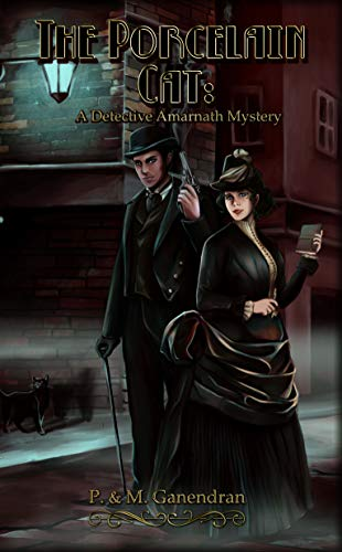 The Porcelain Cat: A Detective Amarnath Mystery