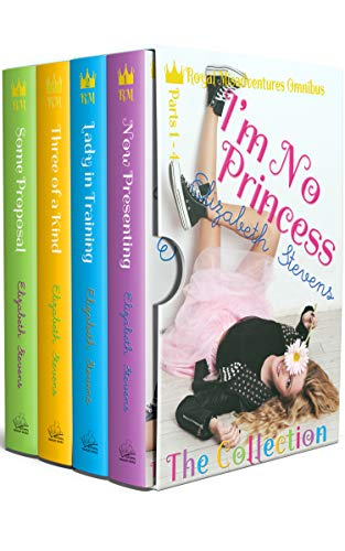 I'm No Princess: The Collection (Parts 1 – 4)