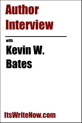 Author interview with Kevin W. Bates of 'Crossing the Border'