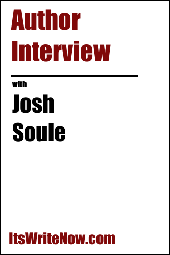 Author interview with Josh Soule of 'The Monster'