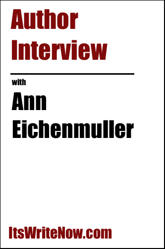 Author interview with Ann Eichenmuller of 'The Lies We Are'