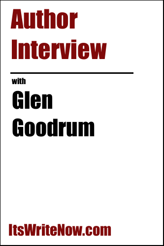Author interview with Glen Goodrum of 'Superfoods For Super Health'