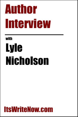 Author interview with Lyle Nicholson of 'Polar Bear Dawn' -- B00GK3FNN0