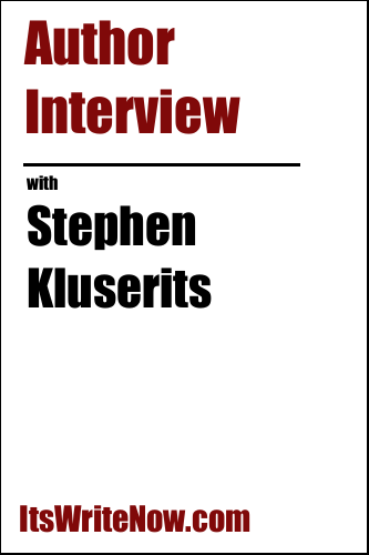 Author interview with Stephen Kluserits of 'Beat your kids (at sports,games, etc.) and other advice for dads.'