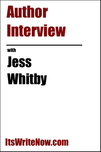 Author interview with Jess Whitby of 'Running From Dust'
