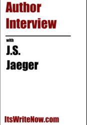 Author interview with J.S. Jaeger of 'Healing Hands'