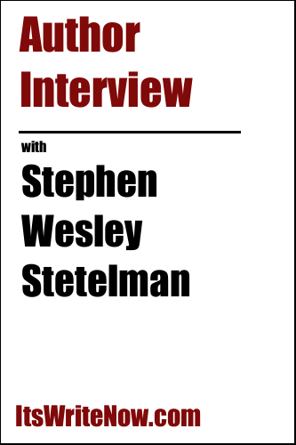 Author interview with Stephen Wesley Stetelman of 'The Mysteries of Sport'
