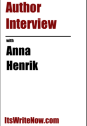 Author interview with Anna Henrik of 'Absolute Value'