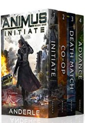 Animus Boxed Set 1 (Books 1-4)