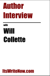 Author interview with Will Collette of 'The Art Of Unpredictability'