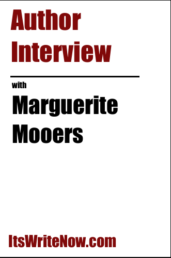 Author interview with Marguerite Mooers of 'The Lies That He Told'