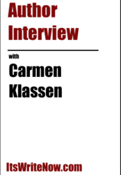 Author interview with Carmen Klassen of 'The Cost of Caring: Can a Fresh Start Erase the Past?'
