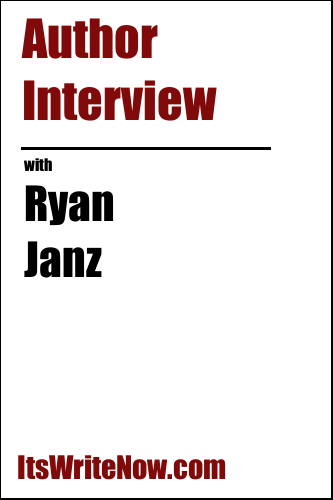 Author interview with Ryan Janz of 'Boulevard Dreams'