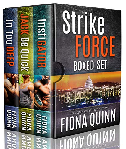 Strike Force Boxed Set: From the Iniquus World of Romantic