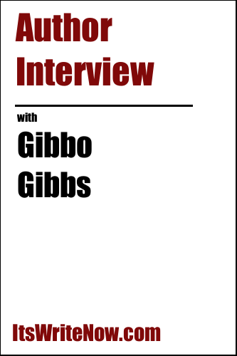 Author interview with Gibbo Gibbs of 'Killer Domes and the Chosen One'