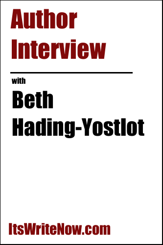 Author interview with Beth Hading-Yostlot of 'The Path of Leashed Resistance: The Buddy System'