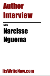 Author interview with Narcisse Nguema of 'About Black Women, My Grandmother Told Me'