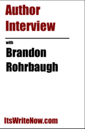 Author interview with Brandon Rohrbaugh of 'Mermaid Cliff'