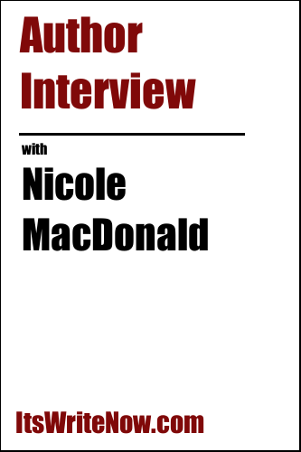 Author interview with Nicole MacDonald of 'The Arrival'