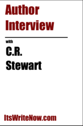 Author interview with C.R. Stewart of 'Britfield and the Lost Crown'
