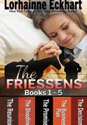 The Friessens Books 1 – 5